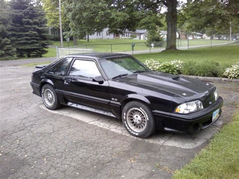 1987 ford mustang for sale black 1987 ford mustang gt for sale mcg marketplace