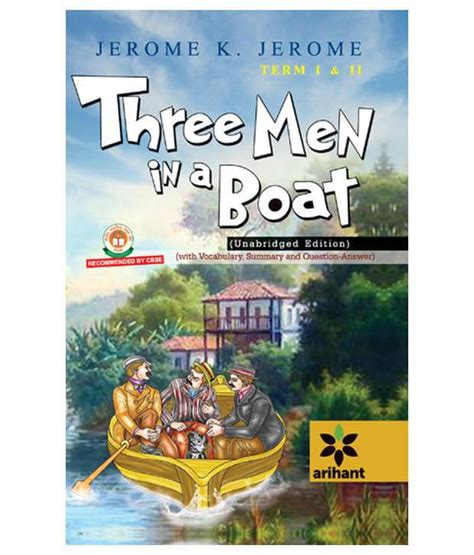 boat terms in english three men in a boat term 1 jerome k jerome class 9th