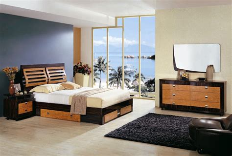 Complete Bedroom Set by Complete Set Marina Modern Bedroom Set With Storage