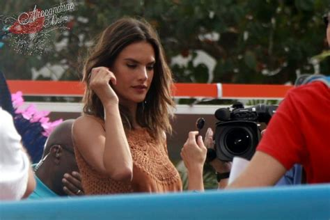Alessandra Ambrosio Does Some Cleaning by 1249 Best Alessandra Ambrosio Candid S Random Photos