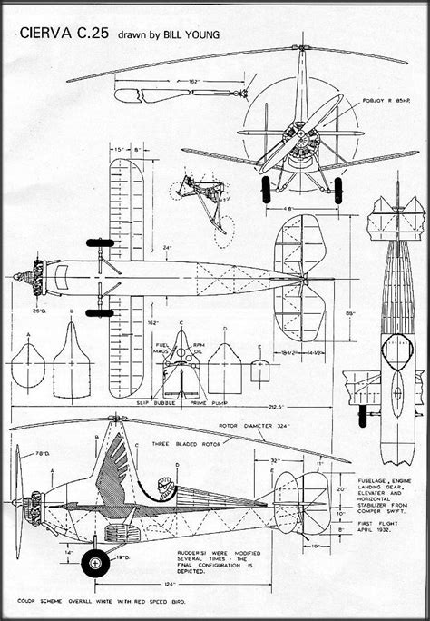 autogyro rotor plans http dhanni communication