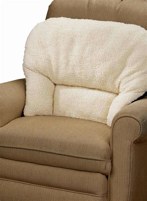 Recliner Back Support Cushion by Total Back Support Pillow Drleonards