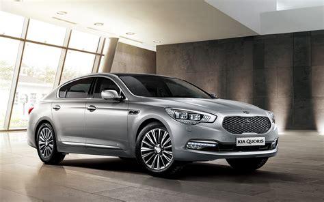 kia luxury kia quoris premium luxury sedan kia motors worldwide