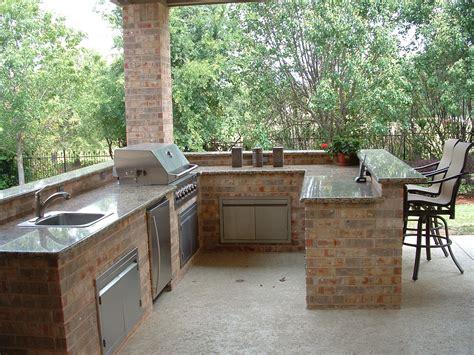 0utdoor Kitchen by Planning And Installing An Outdoor Kitchen Modlich