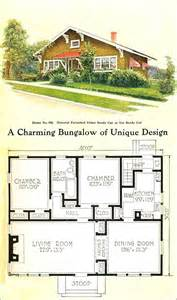 1918 gordon van tine no 580 craftsman style bungalow