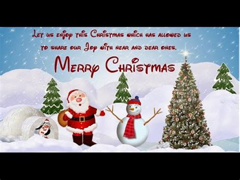 merry christmas wishes greeting ecards quotes sms msg whatsapp video   youtube