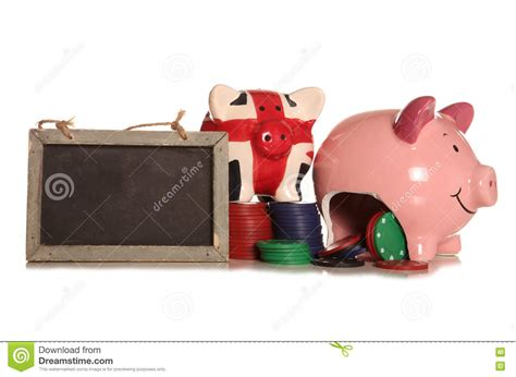 Make Money Online Betting - making money gambling piggybank stock image image of