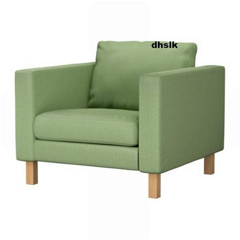 slipcovers for ikea chairs ikea karlstad armchair chair slipcover cover korndal green