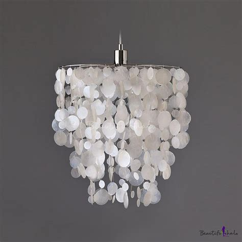 french bathroom light fixtures beautiful white capiz shell and polished nickel finish add