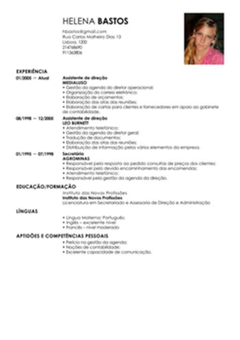 Modelos Curriculum Vitae Para Administrativos Modelo De Curriculum Assistente Administrativo Exemplo