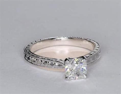 imagenes de anillos de compromiso en oro blanco anillos de compromiso oro blanco imagui