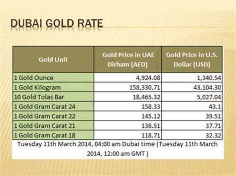 uae gold rate 22k today per gram