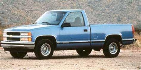 1998 chevrolet silverado 1500 truck prices & reviews