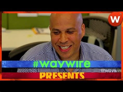 Cory Booker Meme - cory booker know your meme