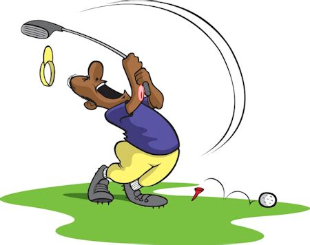 golf swing cartoon acupuncture for medial epicondylitis or golfer s elbow
