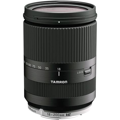 Dijamin Tamron 18 200 Mm Vc For Canon tamron 18 200mm f 3 5 6 3 di iii vc lens for canon afb011em 700
