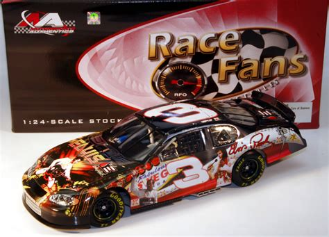 Special Diecast Nascar Chevy Rock N Roll Program Car 2004 Monte Carlo dale earnhardt johnny wayne elvis nascar diecast