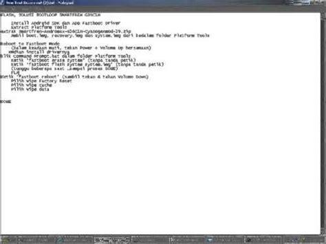 Andromax R2 Custom Hp andromax qi software part 2 error dan done di next part