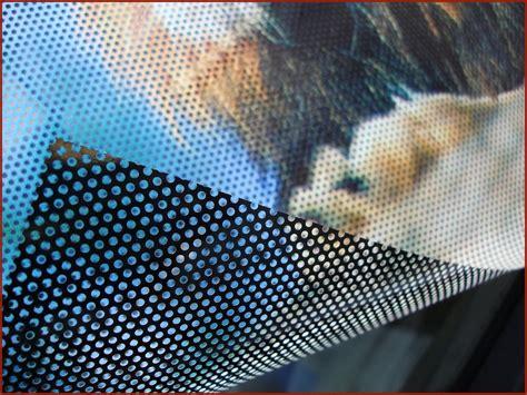 printable vinyl mesh custom perforated vinyl printing qia graphix