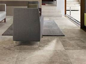 large stone looking tiles on the interior of a home can give the feel of being outdoors a very