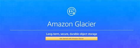 amazon glacier amazon glacier how to maximize its affordable cloud backup