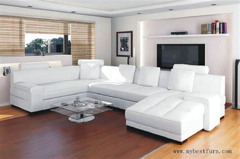 free shipping u shaped 2 color leather sofa high quality u shaped sofa promotion shop for promotional u shaped sofa