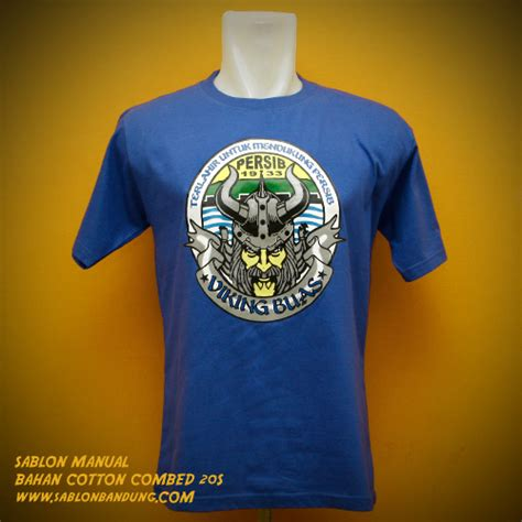 Baju Persib Distro design kaos bola studio design gallery best design