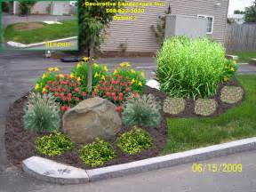 commercial landscape design madecorative landscapes inc