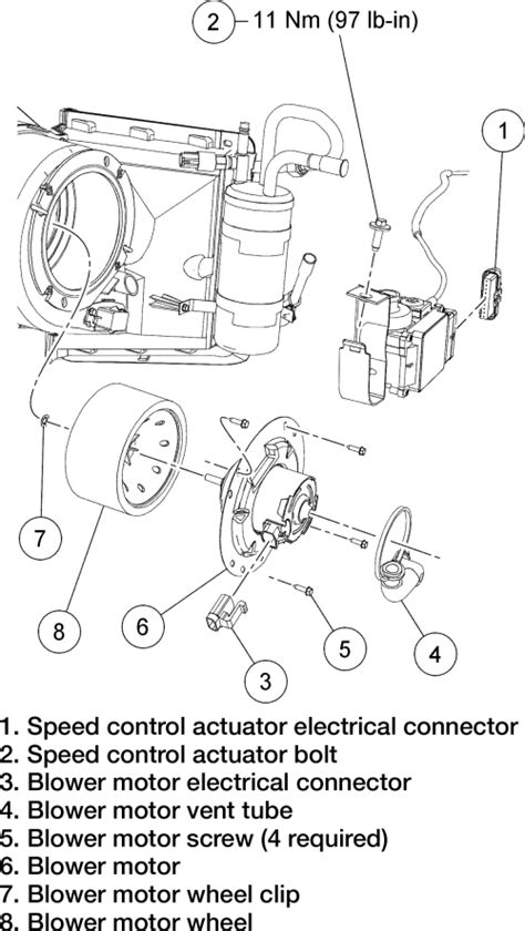 how to change blower motor on a 1997 gmc savana 3500 1997 ford ranger blower motor replacement