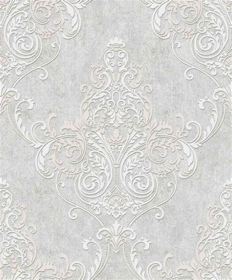 wallpaper direct grey valdina lustre grey wallpaper by arthouse per il bagno