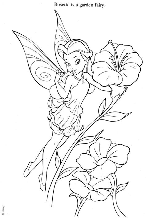 tinker bell tinkerbell coloring pages fairy coloring
