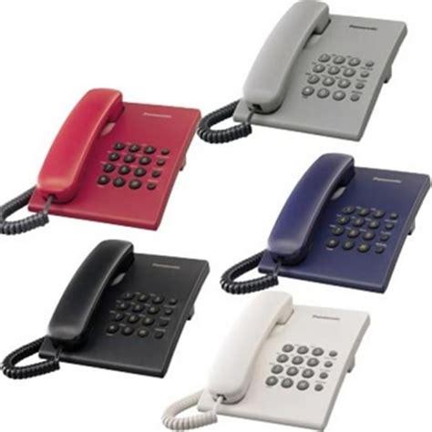 panasonic kx ts505mx telepon jual pesawat telepon telephone panasonic kx ts505mx