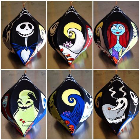 25 best ideas about nightmare before christmas ornaments