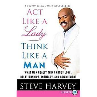 Steve harvey act like a lady free pdf download