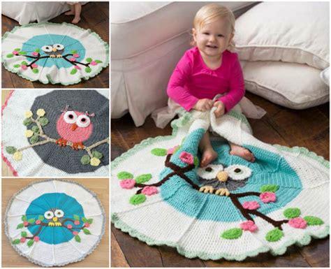 Crochet Owl Blanket Free Pattern by 20 Crochet Knitted Owl Patterns