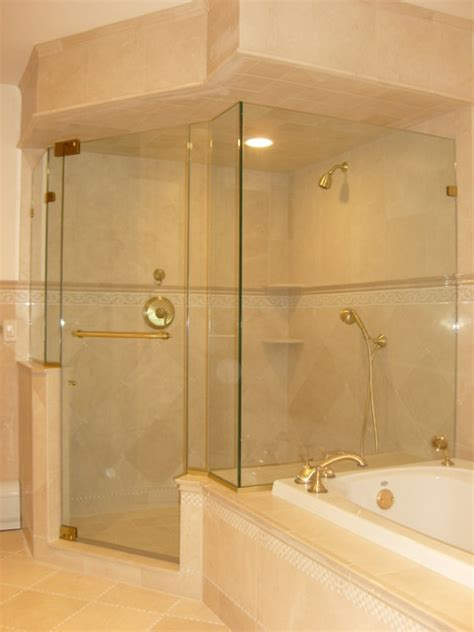 Glass Crafters Shower Doors Majestic Series Frameless Shower Door Enclosure New York By Glasscrafters Inc