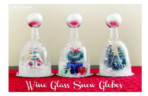 palla di bicchieri di plastica palle di neve tante idee