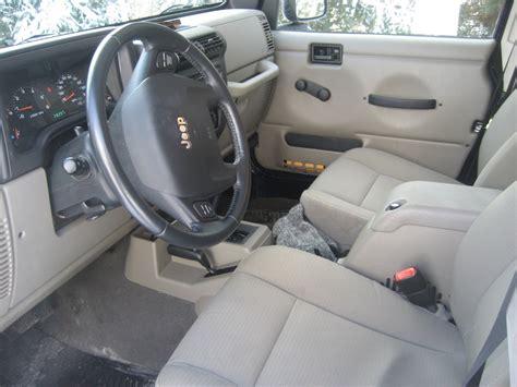 2006 Jeep Wrangler Interior by 2006 Jeep Wrangler Interior Pictures Cargurus