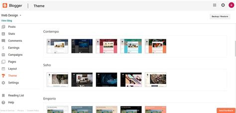 upload themes blog how to upload and install templatetoaster generated
