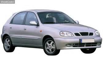 Daewoo Lanos Se Daewoo Lanos 1 3 Se Hatchback 3 Doors 75 Hp