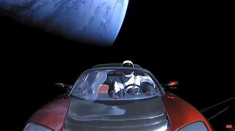 elon musk car if asteroids don t destroy elon musk s space tesla