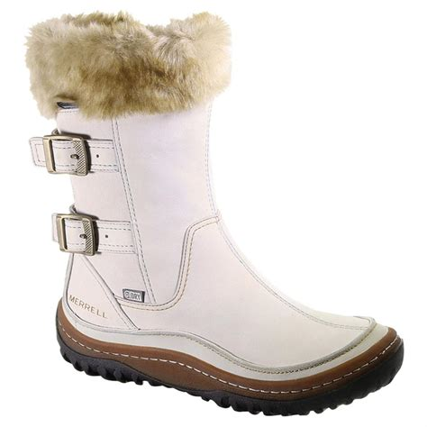 womans winter snow boots s merrell 174 10 quot decora chant waterproof insulated