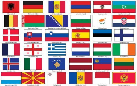 imagenes de banderas de paises banderas de europa didactalia material educativo