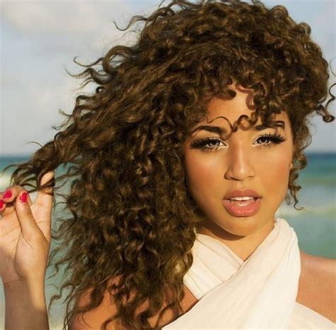 curly hair model biracial model tumblr
