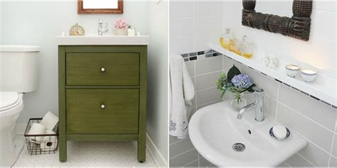 ikea bath 11 ikea bathroom hacks new uses for ikea items in the