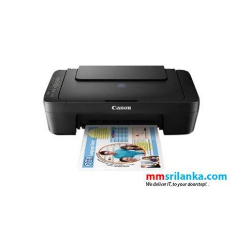 Printer Canon E470 canon pixma e470 ink efficient wireless all in one printer
