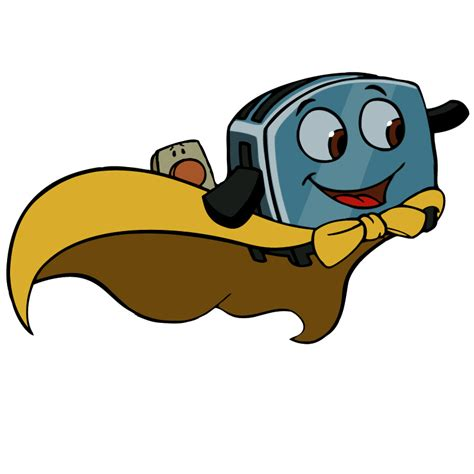 Logo Toaster The Brave Little Toaster Decal Or Wall Cling Ships Free