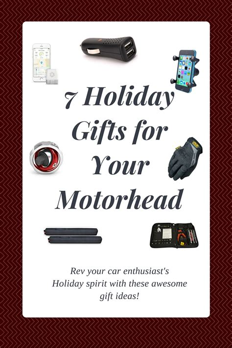 7 gift ideas for the motorheads and car enthusiasts on your shopping list blackburn