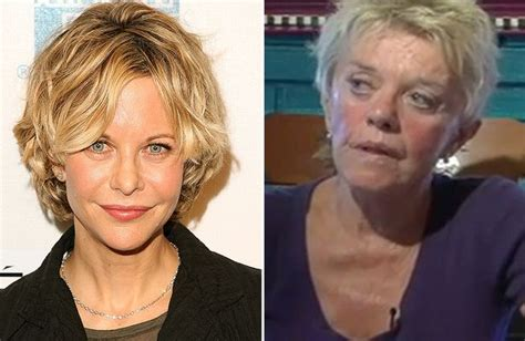 who is meg ryan mother celebrity family bust ups famous mums and daughters who