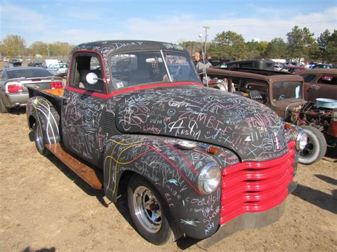 chalkboard car painting chalkboard paint on a car themusclecarguy net